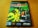 Joc Eighteen 18 Wheeler American Protrucker, PS2, original, alte sute de jocuri!, Curse auto-moto, 3+, Single player, Sega