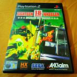 Joc Eighteen 18 Wheeler American Protrucker, PS2, original, alte sute de jocuri!