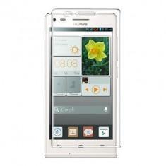 Folie HUAWEI ASCEND G6 Transparenta - Folie de protectie Huawei, Lucioasa