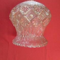 Abajur vechi de sticla, abajururi deosebite