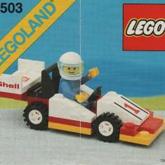 LEGO 6503 Sprint Racer