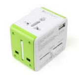 Mini router portabil - SATECHI SMART TRAVEL / SMART ADAPTER - Router wireless, Port USB, Porturi LAN: 1