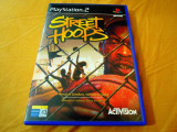 Joc Street Hoops, PS2, original, alte sute de jocuri!, Sporturi, 12+, Single player, Activision