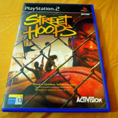 Joc Street Hoops, PS2, original, alte sute de jocuri! - Jocuri PS2 Activision, Sporturi, 12+, Single player