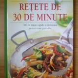 W Retete de 30 de minute - Reader's Digest