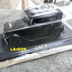 Macheta metal DeAgostini Gaz A NOUA SIGILATA +revista Masini de Legenda nr.32 - Macheta auto, 1:43