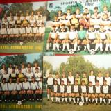 4 Fotografii -Echipa Sportul Studentesc 1984-1988