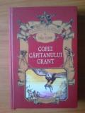 W Copiii capitanului Grant - Jules Verne  (cartonata, stare excelenta), Alta editura