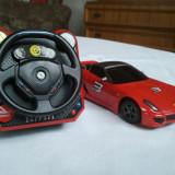 Macheta Ferrari 599XX Electrica
