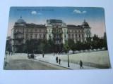 C.P. BUCURESTI HOTEL BOULEVARD ANII 20