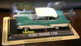 Macheta Ford Taunus 17M +revista DeAgostini Masini de Legenda nr.68, 1:43