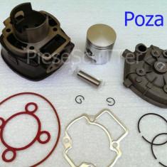 Kit Cilindru Set motor + CHIULOASA Scuter Gilera DNA 5 colturi - 80cc apa - Set cilindri Moto