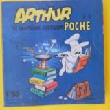 ARTHUR POCHE 1965 NR 4 - Reviste benzi desenate