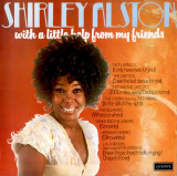 Shirley Alston - With A Little Help From My Friends (Vinyl)