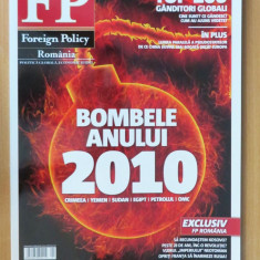 FP Foreign Policy Romania #14 - Editie Speciala 2010