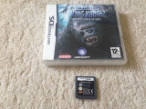 Joc Nintendo DS King KONG The Official Game Of The Movie la carcasa