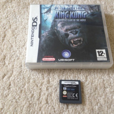 Joc Nintendo DS King KONG The Official Game Of The Movie la carcasa - Jocuri Nintendo DS