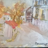 Case Bucuresti, Peisaje, Ulei, Altul