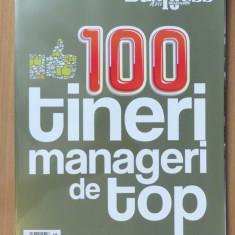 Anuar 100 tineri manageri de top 2014 - Business Magazin
