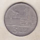 Bnk mnd romania 3 lei 1963 - Moneda Romania