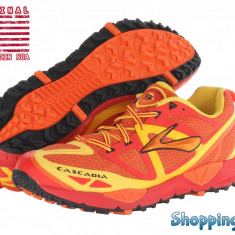 Adidasi barbati Brooks Cascadia 9, mai multe culori   100% ORIGINALI   Livrare cca 10 zile lucratoare   Aducem pe comanda orice produs din SUA