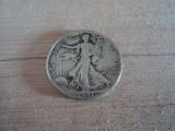 Half dollar 1941 U.S.A, argint