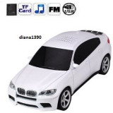 Boxa MP3 player si radio masina BMW X6 Varianta pe alb