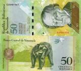 VENEZUELA 50 bolivares 2008 UNC!!!