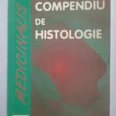 COMPENDIU DE HISTOLOGIE - Prof.dr.docent ION GHERMAN / Editura ALL Bucuresti1993
