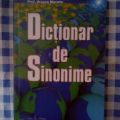 B2 Dictionar De Sinonime - Dragos Mocanu - Dictionar sinonime