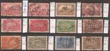 Lot Germania, anii 1900-1922, stampilate, Stampilat