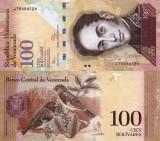 VENEZUELA 100 bolivares 2011 UNC!!!