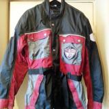 Geaca / jacheta moto material textil Blue Delta mar.L