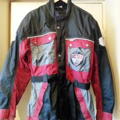 Geaca / jacheta moto material textil Blue Delta mar.L - Imbracaminte moto, Geci