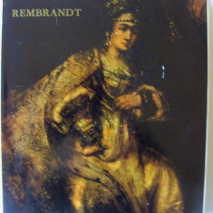 """""""REMBRANDT"""", Ed. a II-a, Eugen Schileru, 1967. Carte noua, Alta editura"""