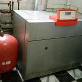 Cazan gaze Vitogas 100-F 96 - Centrala termica, Centrale termice pe gaz