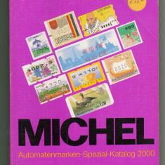 CATALOG MICHEL SPECIAL PENTRU TIMBRE AUTOMATE 2000 TOATA LUMEA