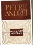 Petre Andrei - Sociologie generala