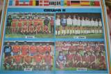 POSTER - TURNEUL FINAL AL CAMPIONATULUI EUROPEAN - EURO 1984