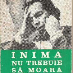 (C5438) INIMA NU TREBUIE SA MOARA DE CHRISTIAAN BARNARD, EDITURA JUNIMEA, 1972 - Carte Cardiologie