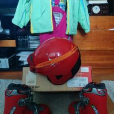 Echipament ski copii - Set ski