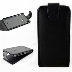 Husa flip neagra NOKIA Lumia N625 / 625
