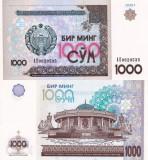 UZBEKISTAN 1.000 sum 2001 UNC!!!
