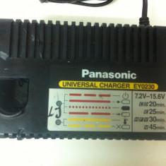 Incarcator PANASONIC EY0230 Universal de 7, 2V-15, 6V
