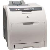 Cumpara ieftin Imprimanta laser HP Color Laserjet CP3505n (retea) CB442A fara cartuse, fara cuptor