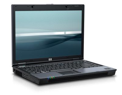 "LAPTOP PROFESIONAL HP 6510B CORE2DUO T8100 2x2.1GHZ 2GB 120GB DVD | BATERIA MINIM 1 ORA | GARANTIE 12 LUNI | RULEAZA WIND 7 , WIRELESS, DISPLAY 14.1"" foto"