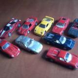 Set machete Ferrari
