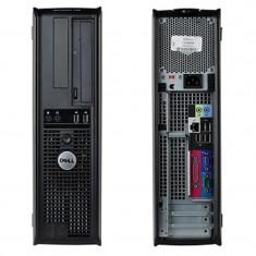 CALCULATOR DELL OPTIPLEX 740 AMD ATHLON X2 3800+ 2.0GHZ 2GB DDR2 80GB DVD-ROM - Sisteme desktop fara monitor, 2001-2500 Mhz, 40-99 GB, AM2