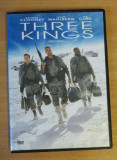 Three Kings (1999) DVD - Regii Desertului, Romana, warner bros. pictures