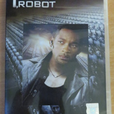 I, Robot (2004) DVD - Film SF Odeon, Romana
